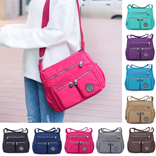 3e6bdd3cbd Summer Bliss EX-889 Crossbody Shoulder Bag   6 Colors – Elitus Collection
