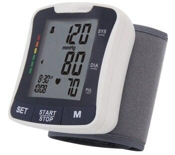 CE FDA Approved Intelligent Digital Wrist Blood Pressure Monitor 3