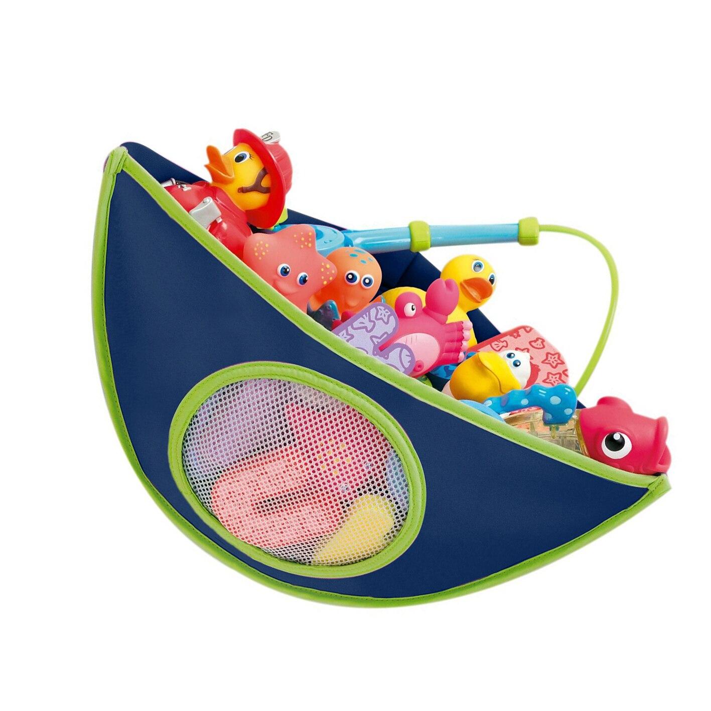 Practical Boutique Corner Baby Bath Toy Organiser Home Storage ...