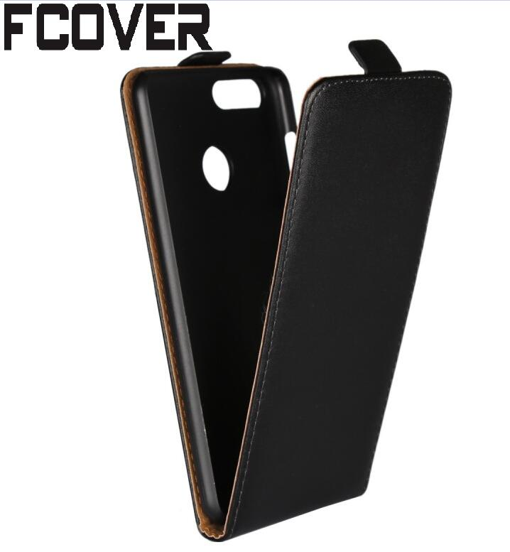 For Huawei Honor 7X Flip Case Pouch Protection Leather Shell Flip Cover