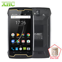 Original Cubot Kingkong IP68 Waterproof Shockproof Mobile Phone Andriod 7 0 2GB RAM 16GB ROM 5