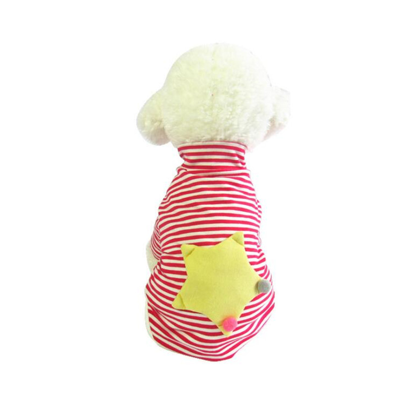 Warm Autumn Dogs Suits Pets Cat Dog Clothing chihuahua Clothes for dogs Yorkies Dog hoodie small pet Clothes jacket