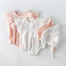 Newborn Baby Girls Clothes Cotton Lace Princess 2019 Baby Gi