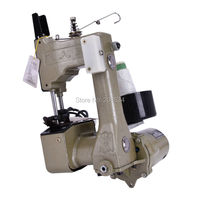 Portable sealing machine packing machine electric machine sewing machine woven bag rice bag seam tool