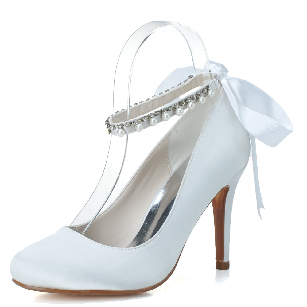 Closed Toe Bridal Shoes Promotion-Shop for Promotional Closed Toe ...