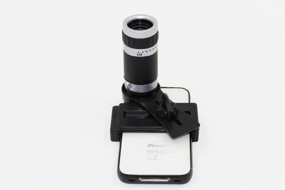 Efo s yang universal 8 x 18 optical zoom lensa telepon selular