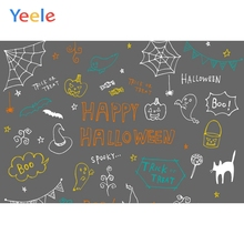 Yeele Haloween Family Photocall Pumpkin Party Decor Photography Backdrops Personalized Photographic Backgrounds For Photo Studio