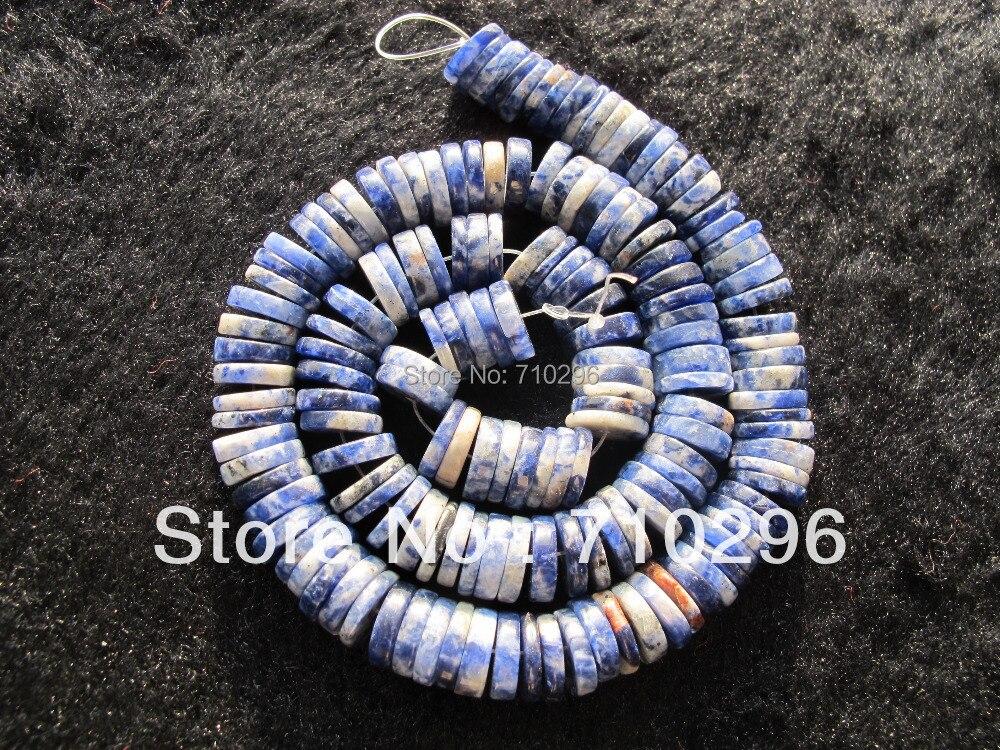 Natural Sodalite Gem stone loose Beads Fashion jewelry making beads