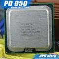 Intel Pentium D 950 Процессора (3.4 ГГц/4 М/800 ГГц) Socket 775 pd 950 pd950 (работает 100% Бесплатная Доставка), продавать pd 945 pd 960