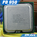 Intel Pentium D 950 CPU Processor (3.4Ghz/ 4M /800GHz) Socket 775 pd 950 pd950 (working 100% Free Shipping), sell pd 945 pd 960