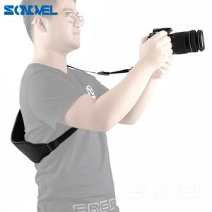 Image 5 - Odak F 2 Kamera Askısı Hızlı Hızlı Tek Omuz Siyah Kemer Askısı F2 plaka canon nikon sony pentax DSLR kamera