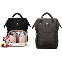 Disney Diaper Bag for Mommy Nappy Backpack Mother Maternity Travel Luiertas Stroller Baby Changing Bag Infant Organizer to care