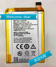 Li3830T43P6h775556 Battery For 100% Original ZTE Axon A1 AXON A2015 Tianji TD-LTE Double Lame V7 Max 3000mAh