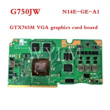 G750JW GTX765M N14E-GE-A1 VGA graphics card board  For ASUS Laptopo ROG G750JS G750J G750JW_MXM VGA Graphic card Video card