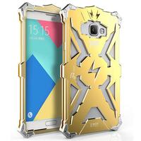 Phone Case For Samsung Galaxy A7100 A7108 A7 2016 Cover Back Simon THOR IRONMAN Shockproof Metal
