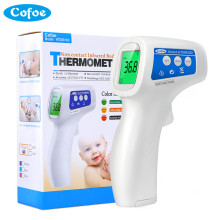New Muti-fuction portable Baby / Adult Digital Termomete Infrared Thermometer Gun Non-contact Temperature Device Measurement