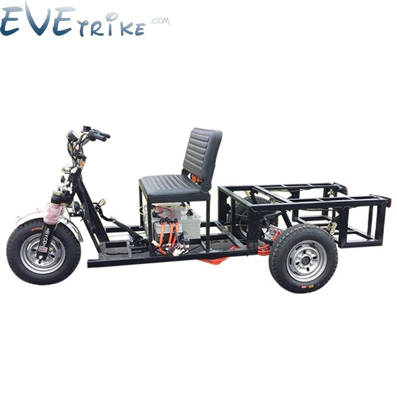 Starke volle chassis design und, der prototypen tests und volle CKD teile lieferung arrangieren für elektrische dreirad und motorrad