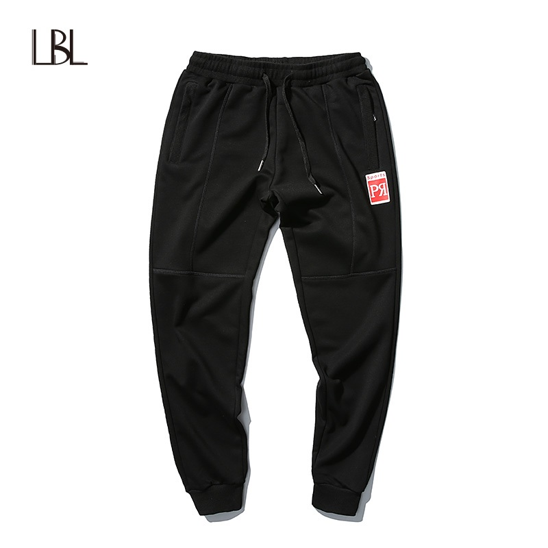 Jogger Pants Men Solid Sweatpants Male Hip Hop Fashion Trousers Mens Casual Pants Slim Fit Long Pantalon Hombre Male Newest 2018