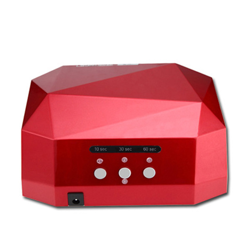 free shipping 36W AUTO UV LED Nail Lamp Nail Dryer Curing UV LED Gel Nails Polish Nail Art Tools for manicure new pro 48w nail lamp manicure dryer fit uv led builder gel all nail polish nail art tools sun5 professional machine