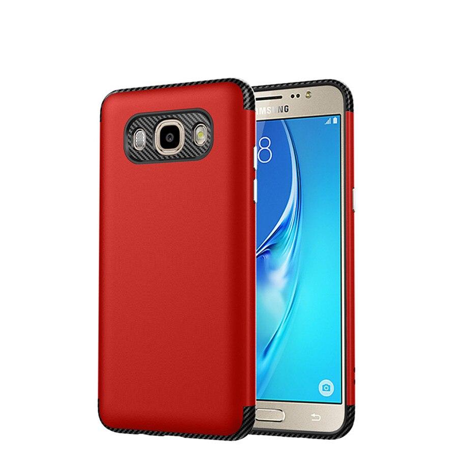 Για θήκη Coque Samsung J5 2016 Πολυτελές σκληρό - Ανταλλακτικά και αξεσουάρ κινητών τηλεφώνων - Φωτογραφία 5
