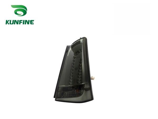 Пара KUNFINE автомобиля задний фонарь для Тойота ИННОВА 2012 2013 2014 2015 стоп-сигнал с поворотом световой сигнал
