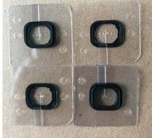 100 1000 pcs בית כפתור מחזיק אטם קרום עבור iPhone 6 6G 6P 6 בתוספת 6S בתוספת 6SP חלל גומי דבק מדבקת חלקי