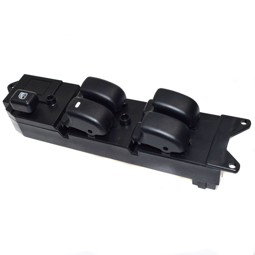 Black 1PC For MITSUBISHI Lancer Southeast Freeca Lancer V3 Electric Window Lifter Switch Electric Window Switch