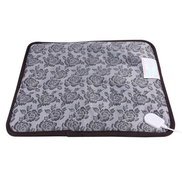 220V Pet Heating Pad Classic Pet Dog Cat Waterproof Electric Pad Heater Warmer Mat Bed Blanket Heating Pad Pets Acessorios