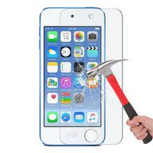 9h 2.5d para apple ipod touch 5 / 6 protetor de tela de vidro temperado para apple ipod touch 5th geração gen película protetora