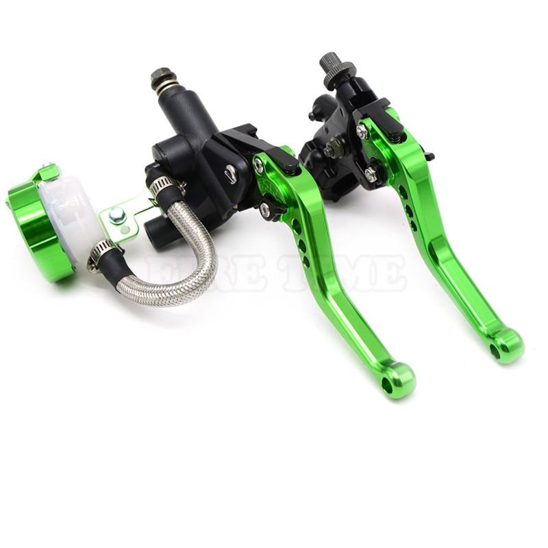 ФОТО motorcycle CNC Aluminum Adjustable brake clutch lever& brake pump  For YAMAHA TDM 900 2012 2013 2014 MT-10 2016