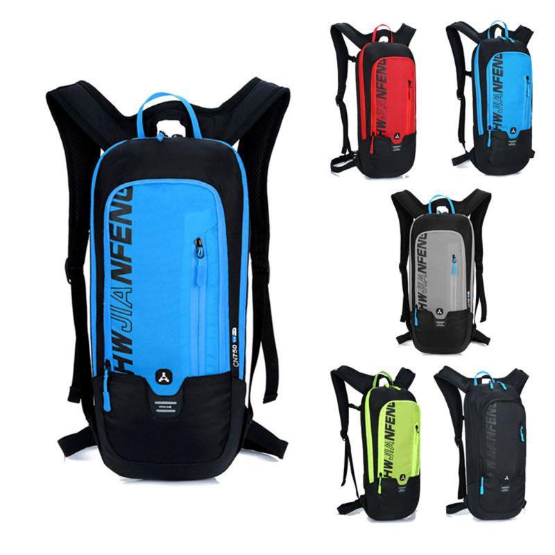 High Quality 10L MTB Bicycle Cycling Backpack Daypack Rucksack Hiking Camping Running Sports Bag