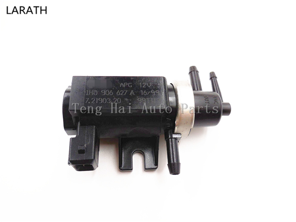LARATH Replacement N75 Boost Valve For VW Golf Passat 1.9 TDI 1H0906627A