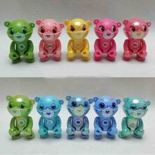 8cm Anime Kawaii Care Bears Bear Best Kids Toys For Boys And Girls Pvc Action Figure Collectible Model Toy Dolls