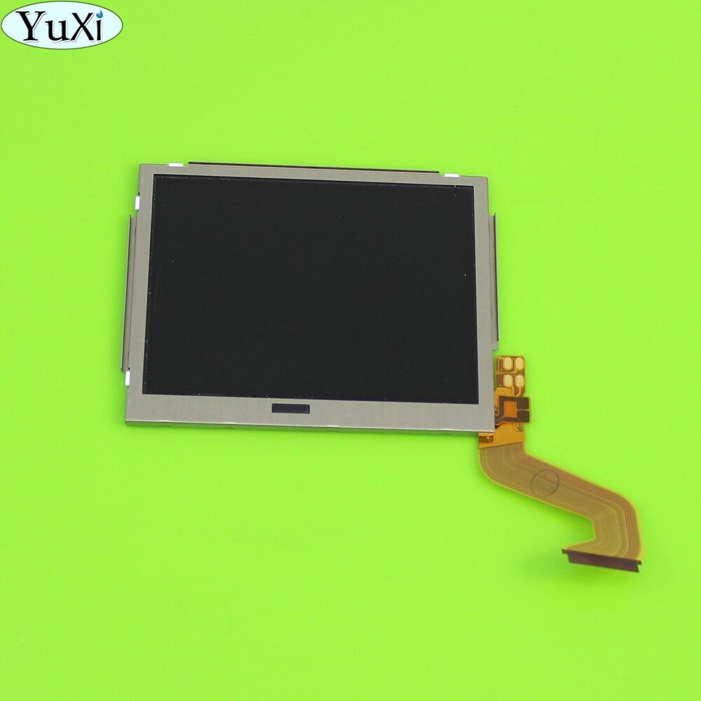 YuXi Original For NDSI LCD Screen Upper Top LCD Display Screen Replacement Repair Parts For Nintendo For DSi
