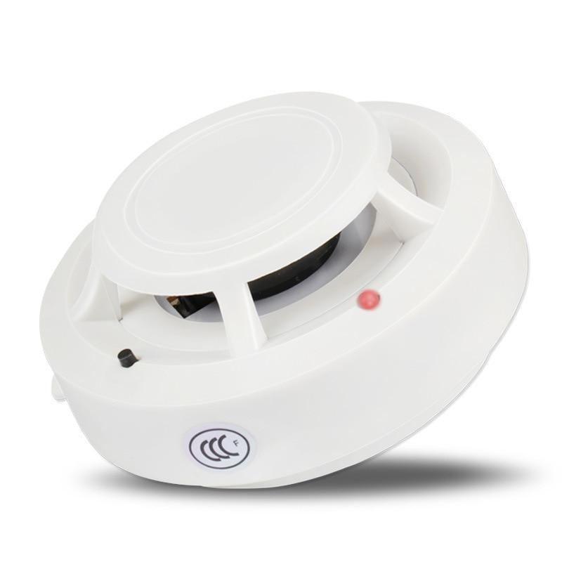 Battery Smoke Alarm Stand Alone Home Smoke Detector Fire Alarm System