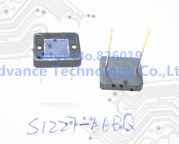 Silicon photodiode S1227-66BQ hot offer ic Blue sensitive tube