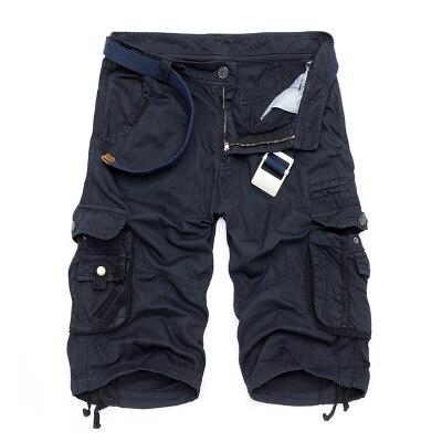 Military Cargo Shorts Men Summer Camouflage Pure Cotton Brand Clothing Comfortable Men Tactical Camo Cargo Shorts 15