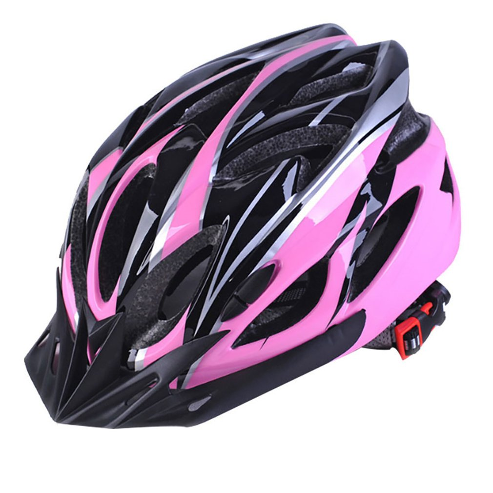 Mountain Bike Helmet Hollow Breathable Mountain MTB Helmet Safety Head Cap Outdoor Cycling Helmet Cycling Accessories(China)