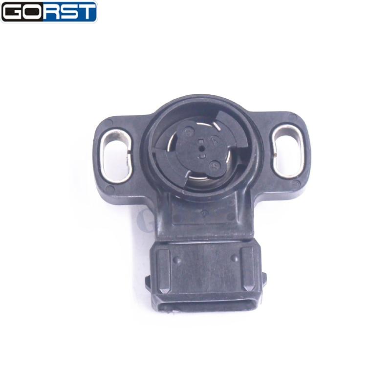 Car parts TPS THROTTLE POSITION SENSOR MD614736 FOR Mitsubishi Galant Pajero Sport Montero Automotive accessories 3 PINS