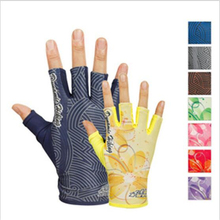 Outdoor Sports Anti Slip Bicycle Gloves Gel Pad Short Half Finger Cycling Gloves Breathable Outdoor Sports Men MTB Bikes Gloves half gloves outdoor sports fitness mountaineering mitts half slip