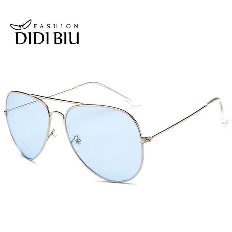 DIDI Clear Pink Gafas de sol Mujeres Hombres Océano Azul - Accesorios para la ropa - foto 4