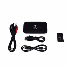 2 in 1 Bluetooth Transmitter And Receiver Wireless Stereo Audio Adapter A2DP AUX 3 5mm For