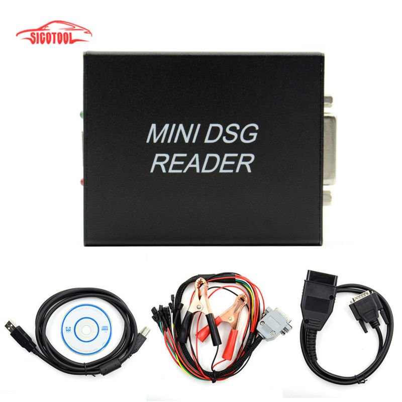MINI DSG Reader (DQ200+DQ250) For VW/AUDI New Release DSG Gearbox Data Reading/ Writing Tool