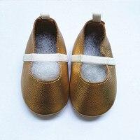 Yüksek kalite Hakiki Deri Bebek Moccasins 100% el yapımı Bebek Ayakkabı kız Bale ayakkabıları Ilk Yürüteç Bebe yenidoğan yumuşak ayakkabı