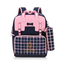 2016 schule Rucksack Schultaschen für Kinder Schultasche Schultasche Rucksack Britischen Stil Rucksack Taschen für Teenager