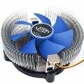 Мульти Платформа Настольный Компьютер CPU Радиатор Компьютер CPU Cooler Радиатор Вентилятор Для AMD Для Intel Большой Поток Воздуха Синий
