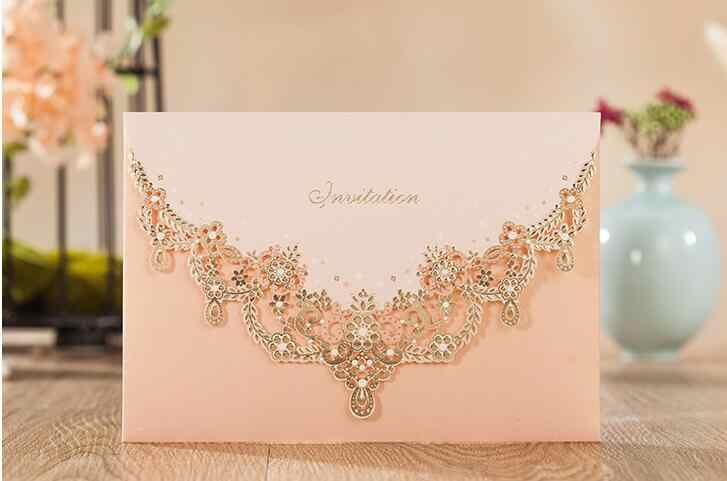 30pcs Laser Cut Personalized Luxury Jewellery Decoration
