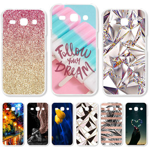 TAOYUNXI Soft TPU Case For Samsung Galaxy Star Advance G350E Cases For Galaxy Star 2 Plus SM-G350E DIY Painted Protective Covers(China)
