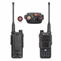 מכשיר הקשר Band Dual DMR Retevis RT82 GPS Digital Radio מכשיר הקשר 5W VHF UHF IP67 Waterproof הצפנה שיא Ham Radio משדר Hf (4)