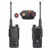 vhf uhf Band Dual DMR Retevis RT82 GPS Digital Radio מכשיר הקשר 5W VHF UHF IP67 Waterproof הצפנה שיא Ham Radio משדר Hf (4)